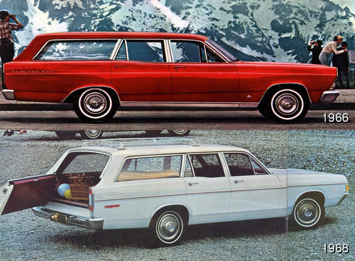Curbside Classic: 1968 Ford Fairlane GT – The Unexpected Wallflower