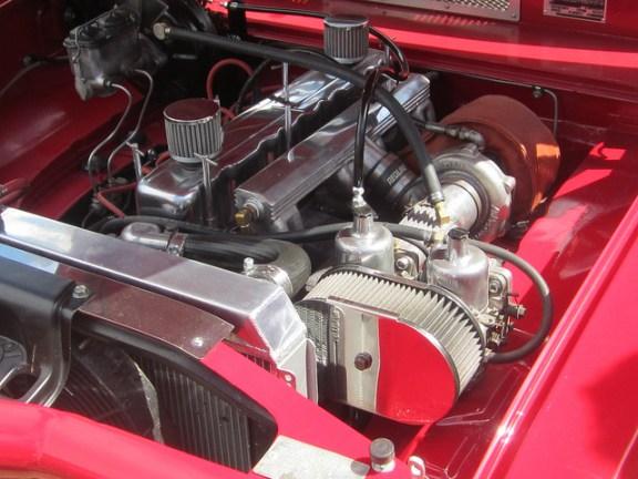 AUS Turbo six