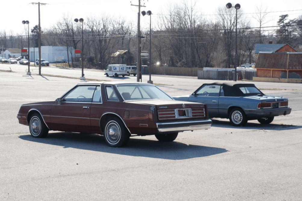 Cohort Sightings: Chrysler Cordoba LS And Other Mopar Goodies
