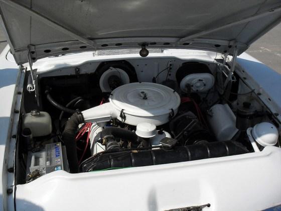GAZ Chyaka engine