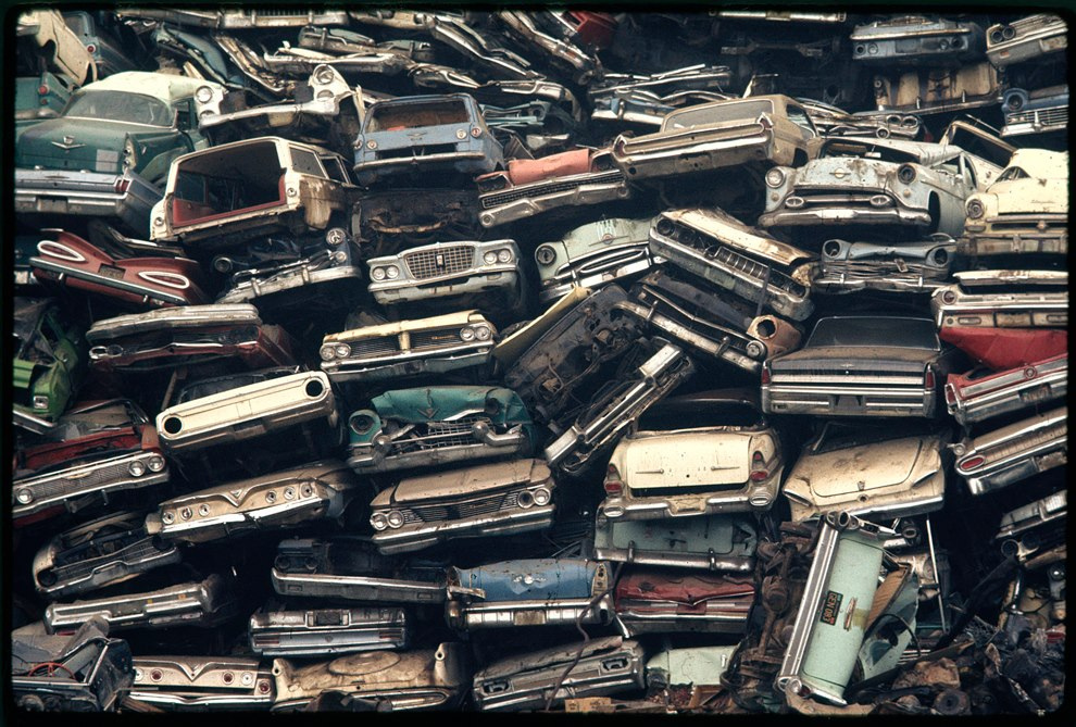 Junkyard 1972: Can You ID Them All?
