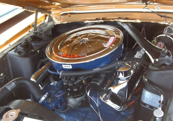 Mustang 1967 390