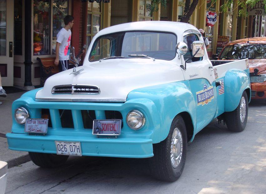 Curbside Classic: 1959 Studebaker 3/4 ton Pickup – A Hoosier