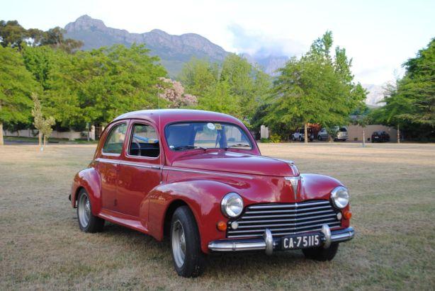 Peugeot 203 RV 15-10-2011