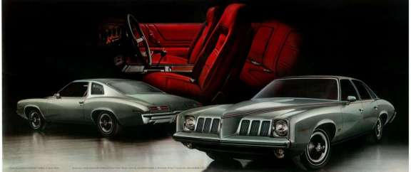 Pontiac Grand Am 1973 -03-04