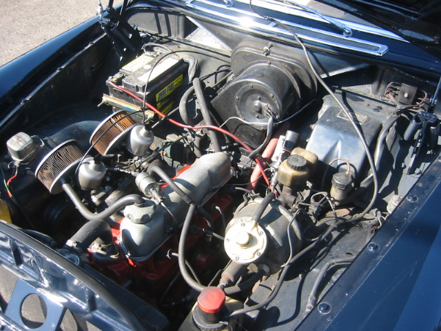 best carbs for volvo amazon