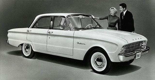 1963-64 Ford Falcon Hardtop Standard Brake Rebuild Kit power; 6 Cyl