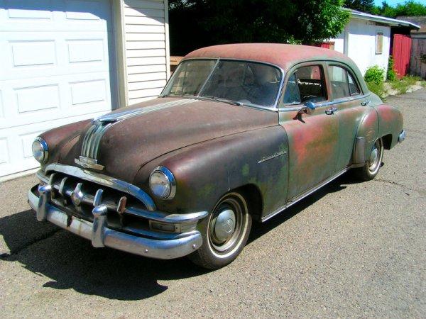 1950 Pontiac Silver Streak 1