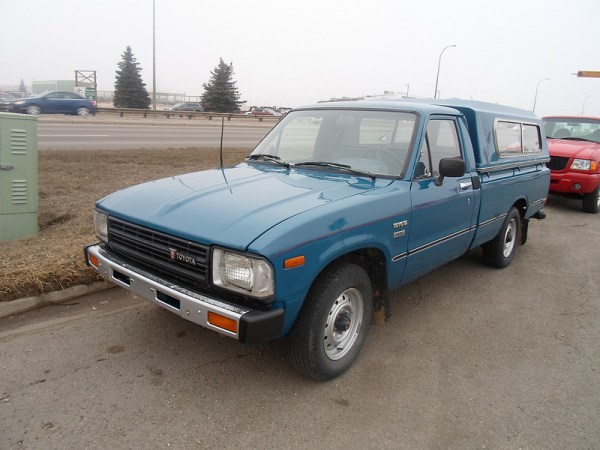 Toyota Diesel Truck >> Curbside Classic 1982 Toyota Diesel Pickup Curbside Classic