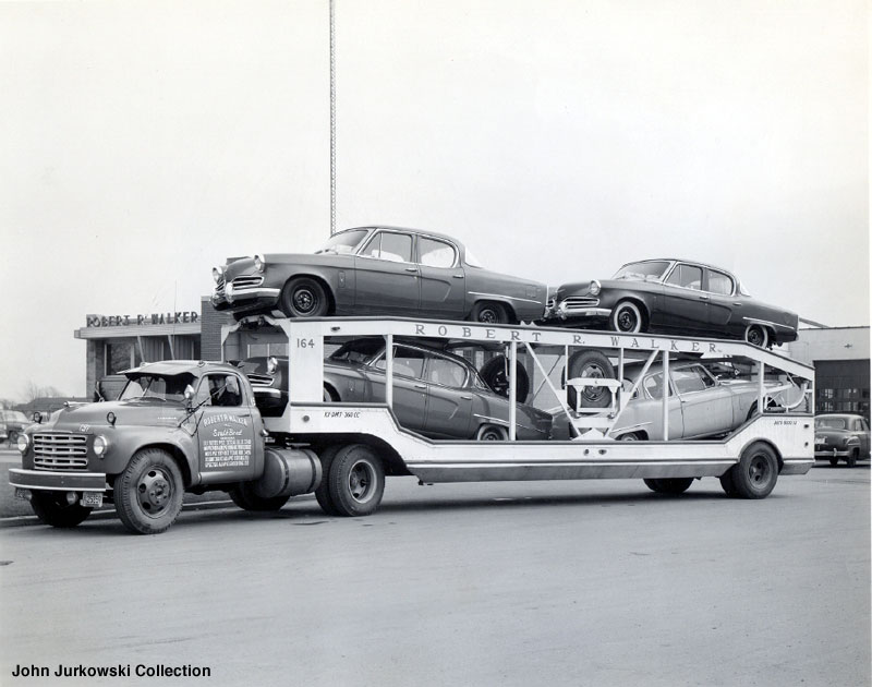 Vintage Car Carriers: When The Trucks (Mostly) Matched The Makers Of ...