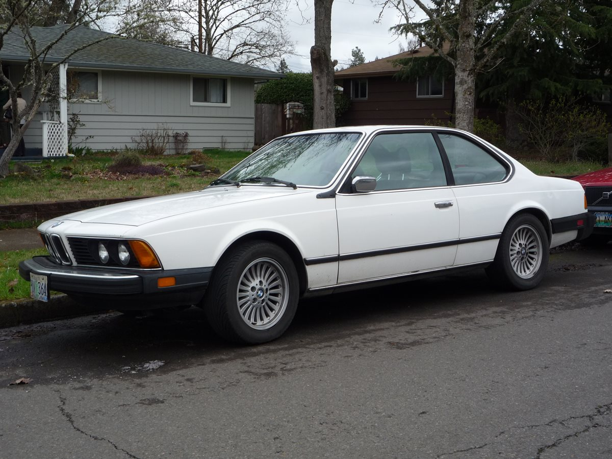 Curbside Classic BMW CSi Love Or Lust - 635 bmw