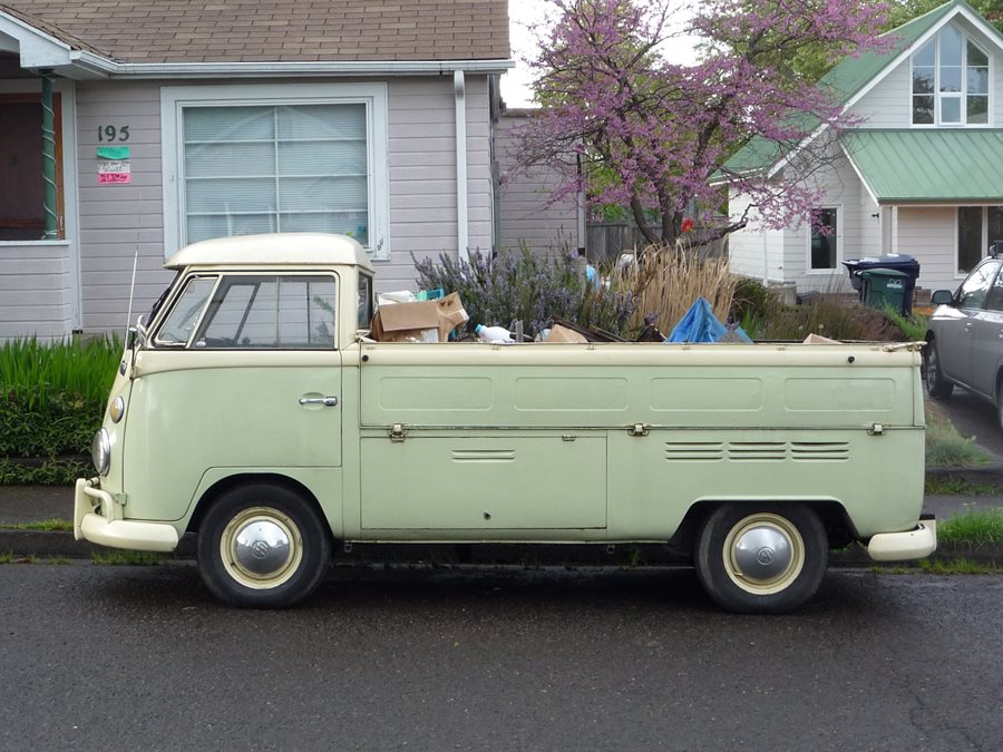 Curbside Classic: 1963 Ford Econoline Pickup – Keep The Sand