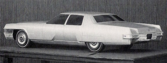 Cadillac 1971 clay 3