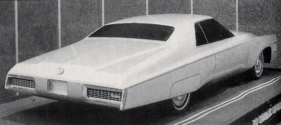 Cadillac 1971 clay 5