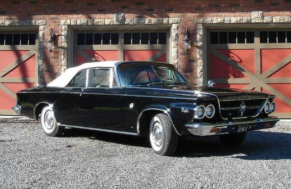 Chrysler 300 1963 conv
