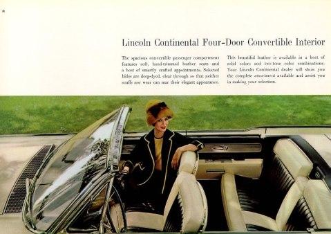 Lincoln Continental 1961 conv int-07