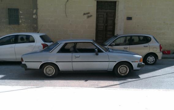 Mazda 1979 626 coupe