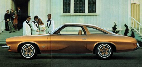Oldsmobile Cutlass 1973 mirror