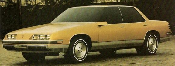 Pontiac Concept Bonneville