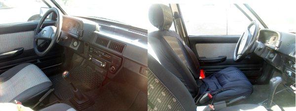 interior 5spd vs CVT