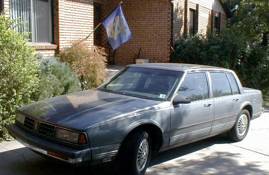 1988 Olds Touring Sedan I Miss Yourhcurbsideclassic: 1988 Oldsmobile 98 Delco Radio At Elf-jo.com