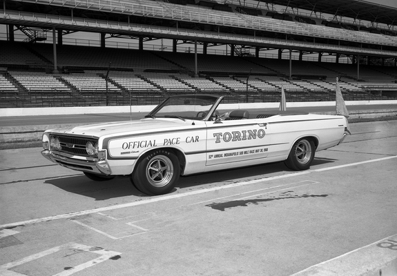 1968TorinoPaceCar