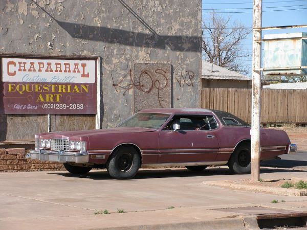1974 Ford Thunderbird Winslow