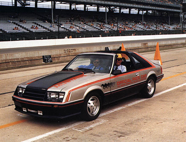 Curbside Classic 1979 Ford Mustang Indianapolis 500 Pace