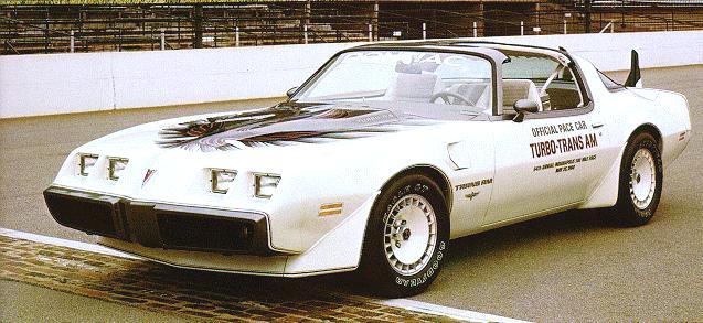 Automotive History: Indianapolis 500 Pace Cars (Part 8, 1980-84)