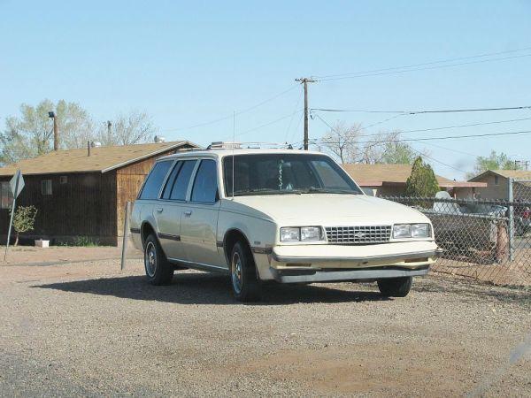 1985 Chevrolet Cavalier Wagon Winslow