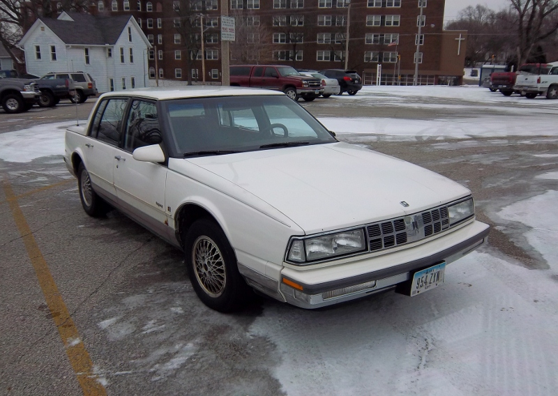 Curbside classic 1990 oldsmobile ninety eight regency brougham curbside classic 1990 oldsmobile ninety eight regency brougham before the storm fandeluxe Images