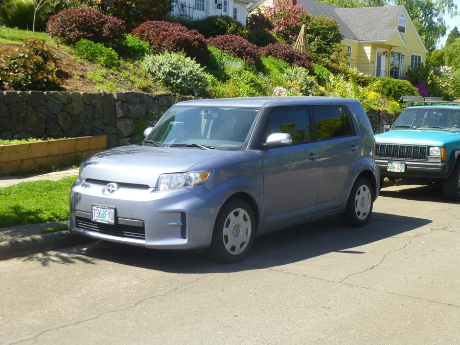 Curbside Classicreview 2008 Scion Xb A Case Study Of How To Kill
