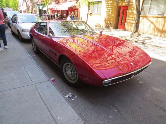 Maserati Ghibli  2013 285