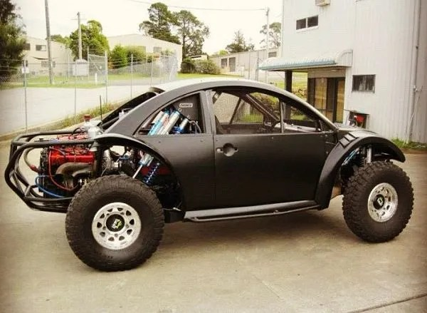 New Beetle Baja 01