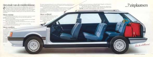 Renault R21 Nevada 02040607