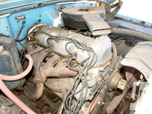 jeep tornado engine