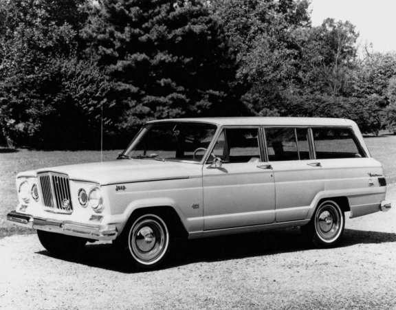 jeep wagoneer 63