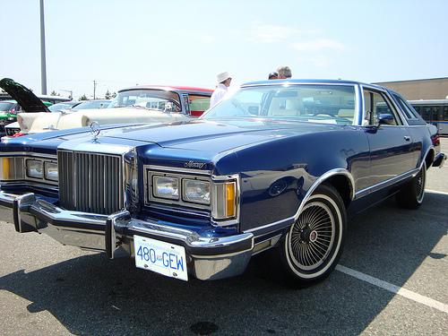 1977 Mercury Cougar Flikr