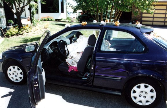 1998 Honda Civic DX
