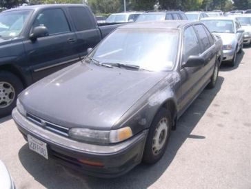 7387 trade-ins this week. This 1992 Honda Accord EX is the mileage champion with 363,213 miles.