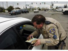 CHP ticket