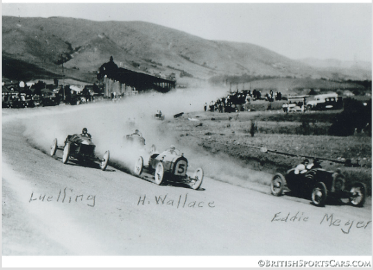 Dirt trackers 1922