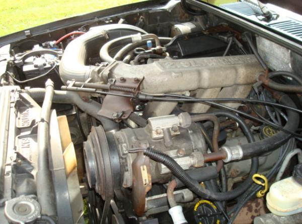 Ford Bronco II 2.9L V6