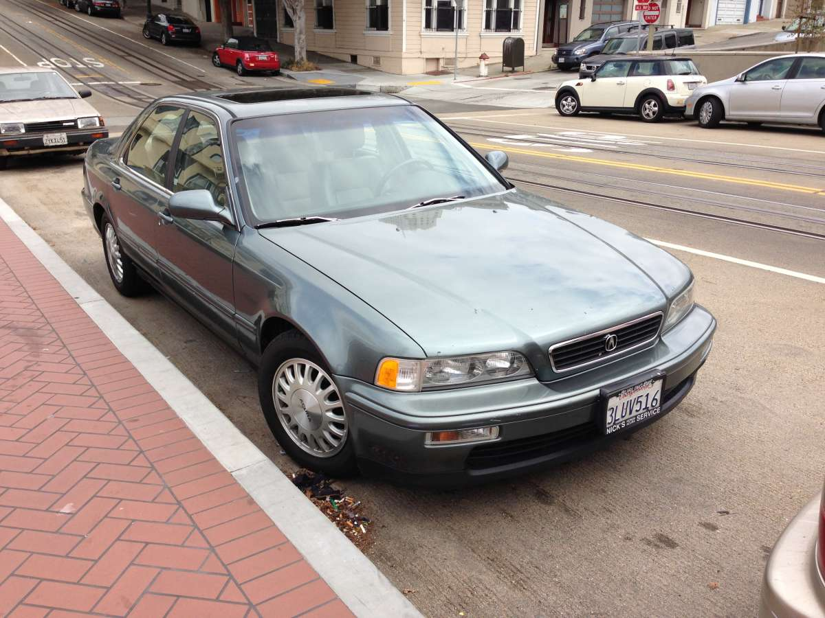 Curbside Classic Acura Legend True Life Im A Legend - 1994 acura legend for sale
