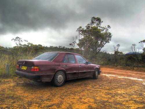 Curbside Classic: Mercedes W124 (1985-1996 E-Class) The Best