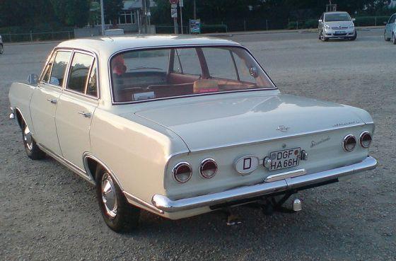 Opel REKORD-B-1
