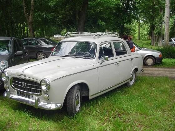 Peugeot 403 fq