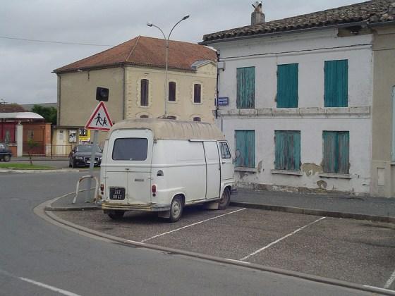 Renault Estafette r