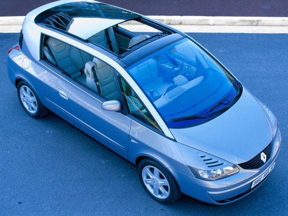 Renault avantime 44