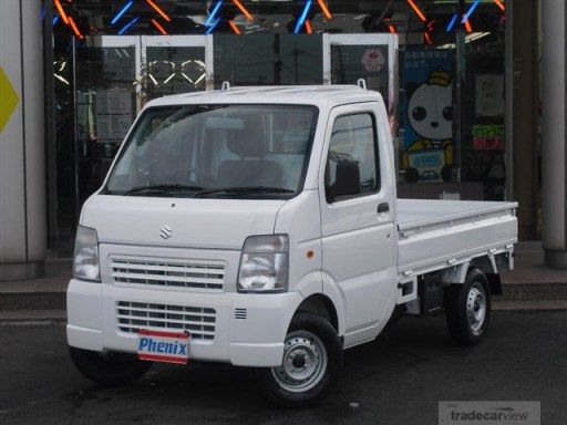 Suzuki Carry new